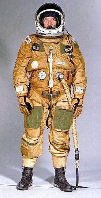 Shuttle Ejection Escape Suit - Shuttle Ejection Escape Suit