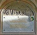 Siege of Güns plaque Kőszeg Jurisics tér6.jpg