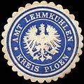 Siegelmarke Amt Lehmkuhlen - Kreis Ploen W0221006.jpg