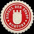 Siegelmarke Siegel der Stadt Nortorf W0311577.jpg