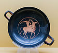 Silene donkey kylix running Ancient Agora Museum Athens.jpg