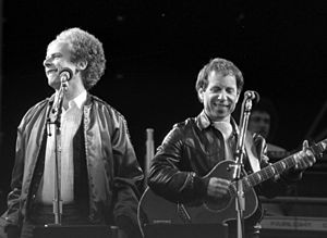 Art Garfunkel - Garfunkel and Paul Simon in the Netherlands, 1982