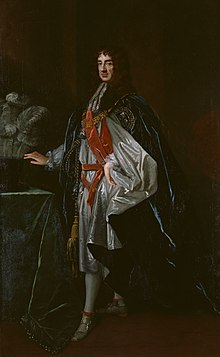 Sir Peter Lely (1618-80) - Charles II (1630-1685) - RCIN 405672 - Royal Collection.jpg