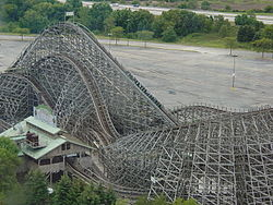 Six Flags Great America - Viper roller coaster.jpg