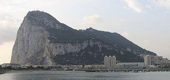 Karte Gibraltar Umgebung.Gibraltar Reiseführer Auf Wikivoyage
