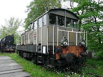 MÁV Class M44 - SM41 locomotive