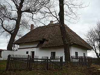 Olomouc Region -  Example of vernacular architecture of Hanakia