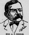 Sketch of Alexander P. Riddle.png
