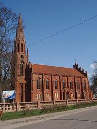 Slawsk Heinrichswalde Kirche.JPG