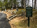Sleepy Hollow Cemetery welcome sign (Concord, Massachusetts).jpg