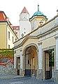 Slovakia-03060 - Bratislava Castle Gate (32247782026).jpg