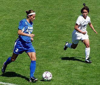 Saint Louis Billikens women's soccer - Women's Soccer: SLU vs. Air Force, September 2003.