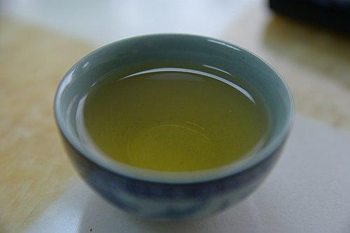 tein i grönt te