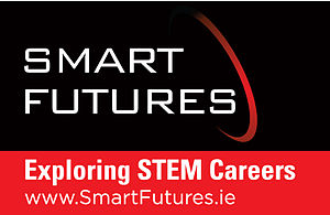 Science Foundation Ireland - Image: Smart futures logo 2014