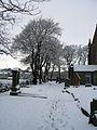 Snow in Nigg Kirk Cemetary (3255834045).jpg