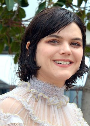 Soko (singer) - Soko at the 2016 Cannes Film Festival