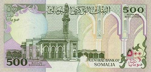 Somali shilling