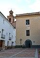 Soneja, església de sant Miquel Arcàngel.JPG