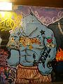 Sottopassaggio delle cure, graffiti 19.JPG