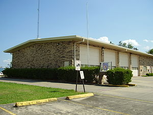 South Houston, Texas - South Houston fire station