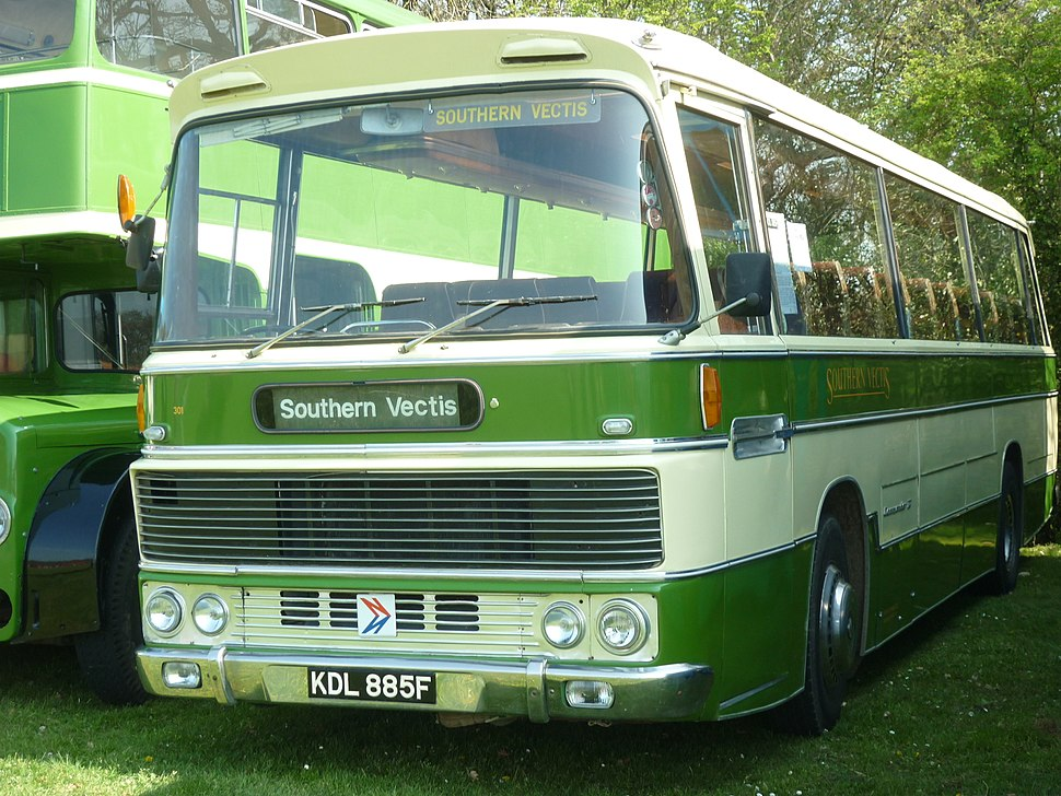 Southern Vectis 301 KDL 885F 8