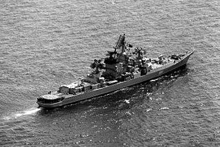 Soviet cruiser <i>Marshal Voroshilov</i>