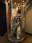 Space suit at the Wings Over the Rockies Air and Space Museum (4282680787).jpg