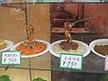 Spaghetti samples by jwalsh in Tokyo.jpg