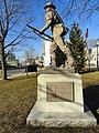Spanish War Memorial - Stoneham, MA - DSC04259.JPG