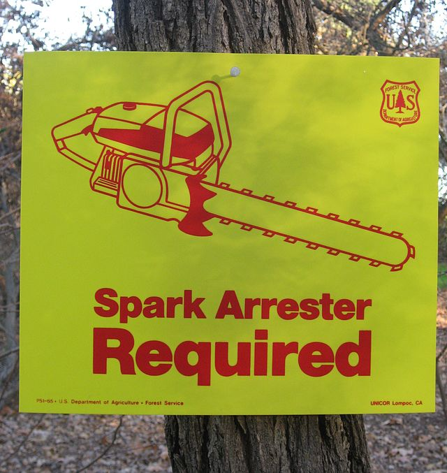 Spark arrestor - Wikiwand