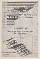 Speculum Romanae Magnificentiae- Entablatures from Santa Pudenziana and the Arch of Camigliano MET DP870174.jpg