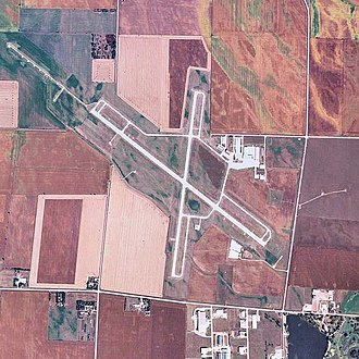 Spencer Municipal Airport - 2006 USGS Orthophoto