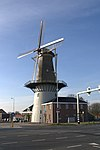 spijkenisse - molen nooitgedacht nov 2010