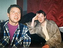 Spring Heel Jack (Ashley Wales and John Coxon), 25 January 1996, Tartu, Estonia (Club Illusioon)