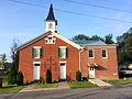 Springfield United Methodist Church Springfield WV 2014 09 10 01.jpg