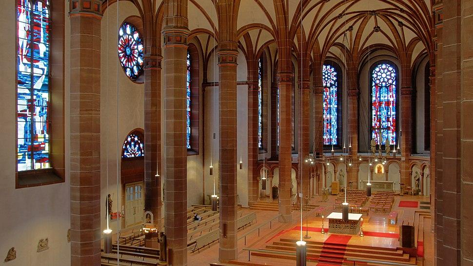 St. Bonifatius Church, Wiesbaden, Germany
