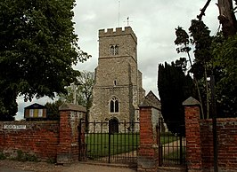 St. Peter's church, Goldhanger, Essex - geograph.org.uk - 172845.jpg