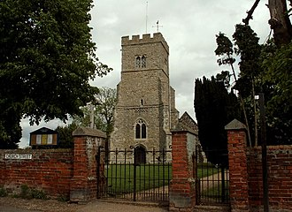 Goldhanger - Image: St. Peter's church, Goldhanger, Essex geograph.org.uk 172845