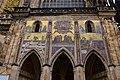 St. Vitus's Cathedral, Golden Gate, 14th century, Prague Castle (8) (25607483824).jpg