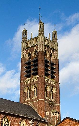 St Agatha's Church, Sparkbrook - Image: St Agatha's Church 1
