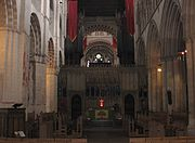St Albans Cathedral Interior2