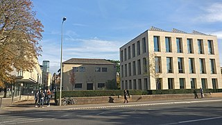 St Annes College, Oxford college of the University of Oxford