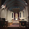 St Bartholomew's, Regent Park (Toronto) Sanctuary at Christmas.jpg