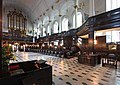 St Clement Danes, Strand, London WC2 - North gallery - geograph.org.uk - 1017803.jpg