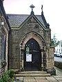 St Cuthbert's Church, Darwen, Porch - geograph.org.uk - 922379.jpg