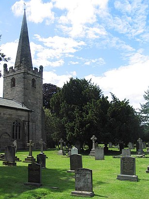 How to get to St. Edmund'S Church with public transport- About the place