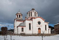 St. George Church in Kostenets.