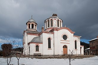 Kostenets - St. George Church in Kostenets.