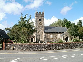 Llanishen - St Isan's parish church