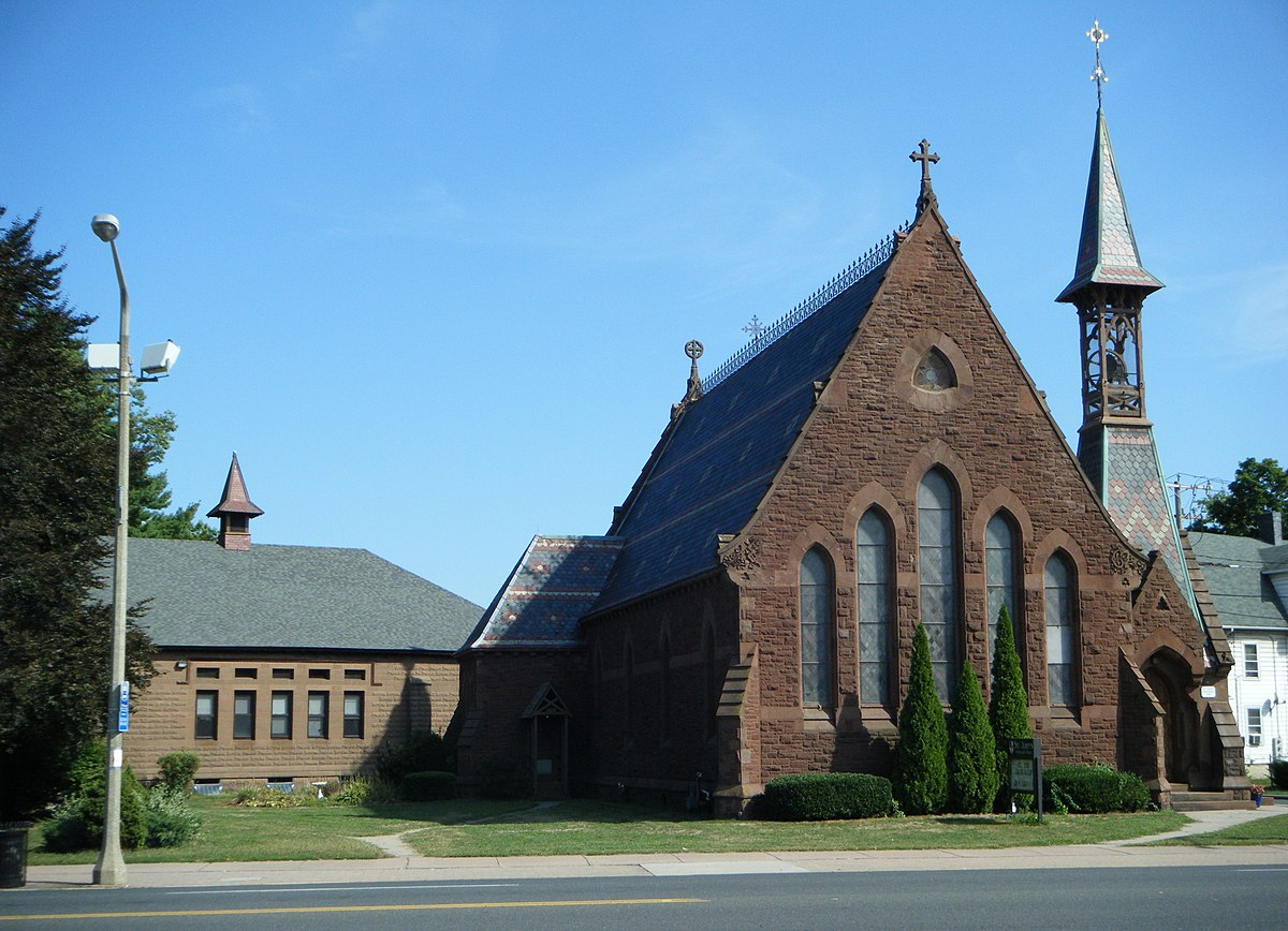 st johns episcopal church east hartford connecticut